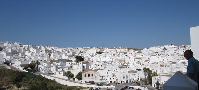 Contemplando Vejer de la frontera-Cadiz