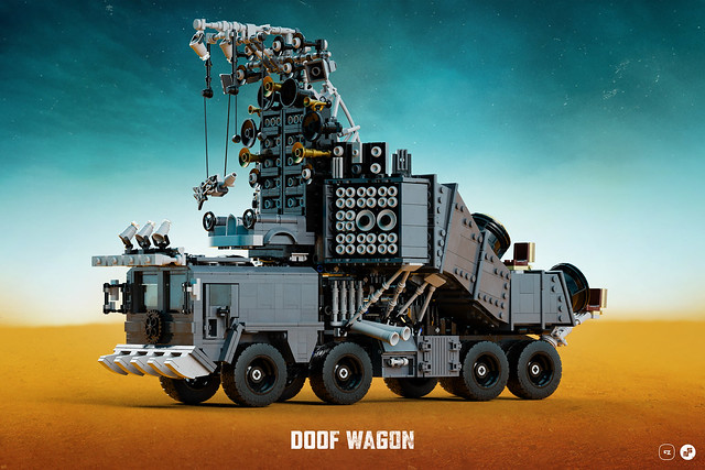 The Doof Wagon + instructions