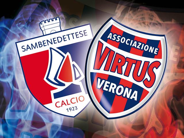 Sambenedettese - Virtus Verona le interviste