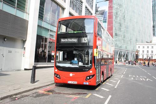 Tower Transit MV38224 LJ17WSD