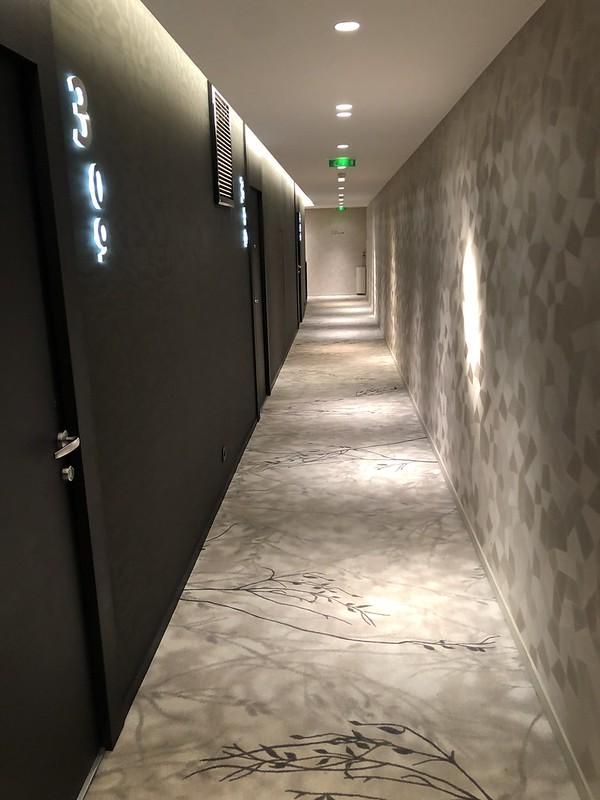 Renaissance Paris République - Corridors