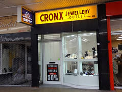 Picture of Cronx Jewellery Outlet, 45a St George's Walk