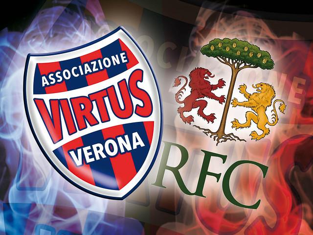 Virtus Verona - Ravenna le interviste