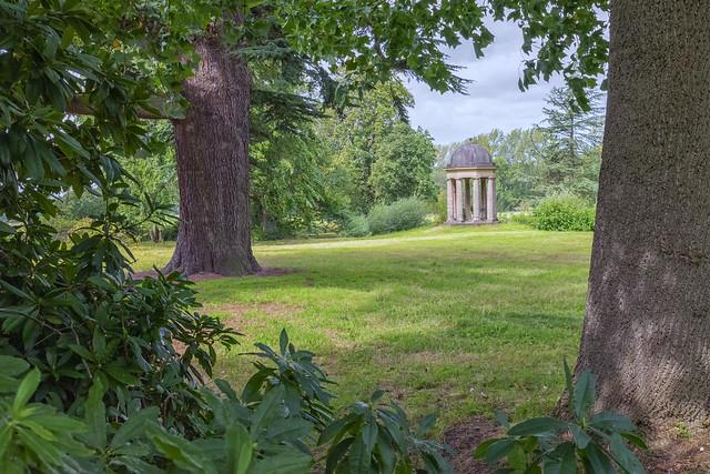 Doddington Hall and Gardens August 2019 14