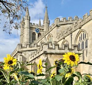 St Nicholas Church in Newbury, Berkshire