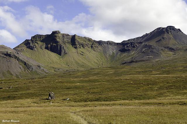 Aquellos paisajes salvajes - Islandia