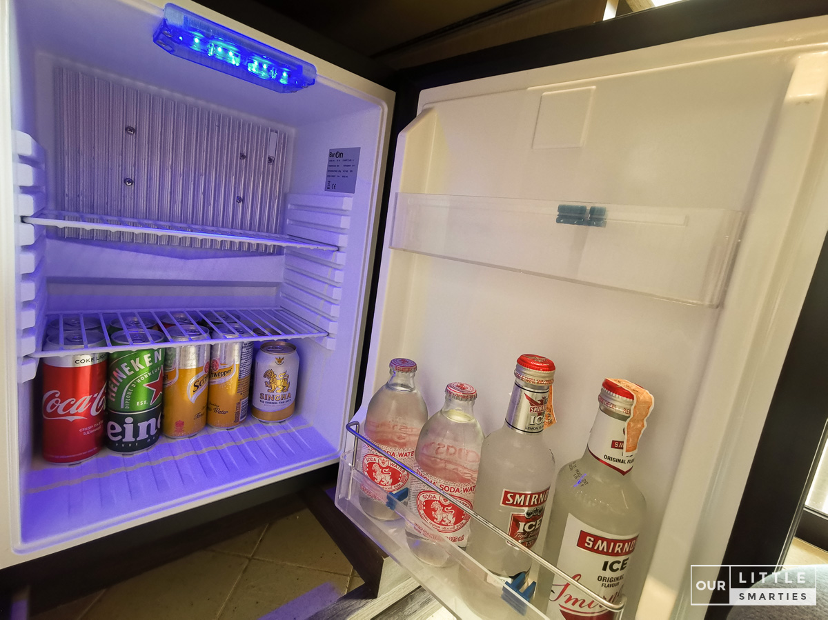 Holiday Inn Resort Phuket Minibar