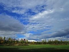 Aumenta la nubosidad