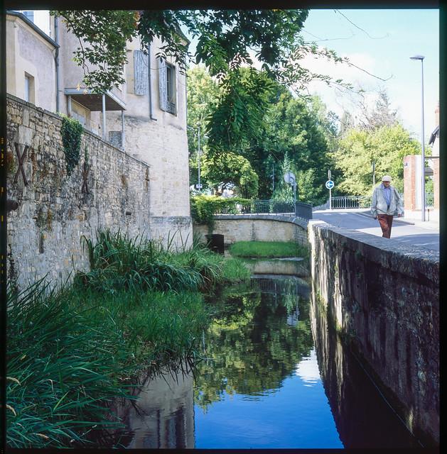La rivière Nièvre #26b