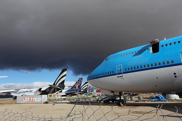 PH-BFD Boeing 747-406 Ex KLM