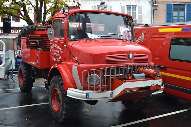 Mercedes 1413 Pompier