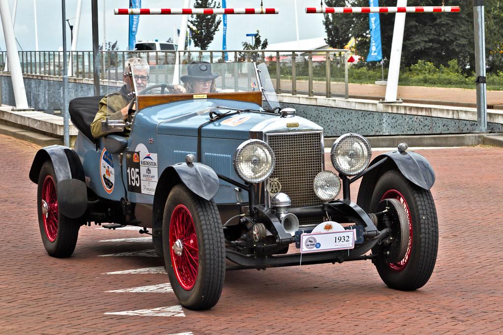 Invicta Tourer 1932 (8014)