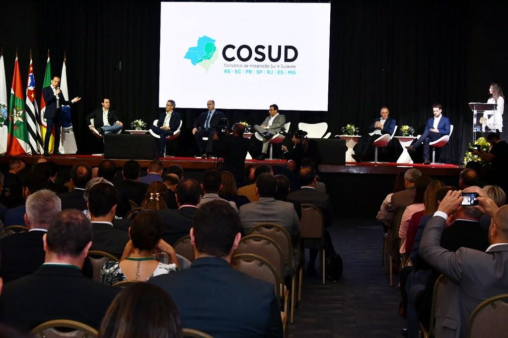 5ª Reunião do Cosud – Florianópolis/SC