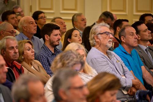 _CS00463_17.10.2019, Αθήνα: «Εκλογικό Σύστημα και Ψήφος των Αποδήμων: Νομοθετικές και Αναθεωρητικές Δυνατότητες»
