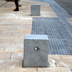 New anti-terrorist 'bollards/barriers' down Fishergate in Preston