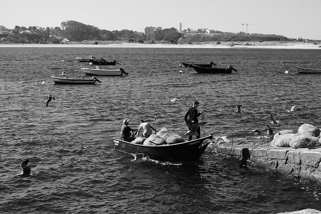 Fishermen's life
