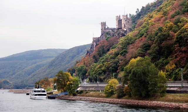 The Rheinstein Castle _8465