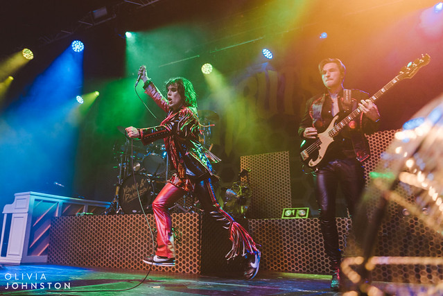 The Struts @ Manchester Academy (Manchester, UK) on October 11, 2019