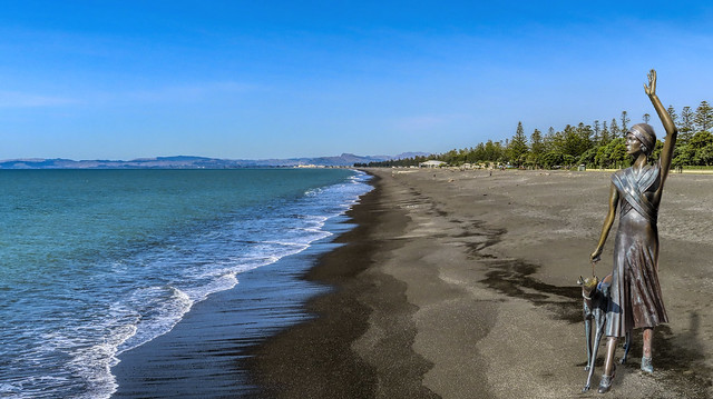 Goodbye to Napier (New Zealand)