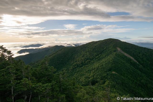 Mt Kobushi