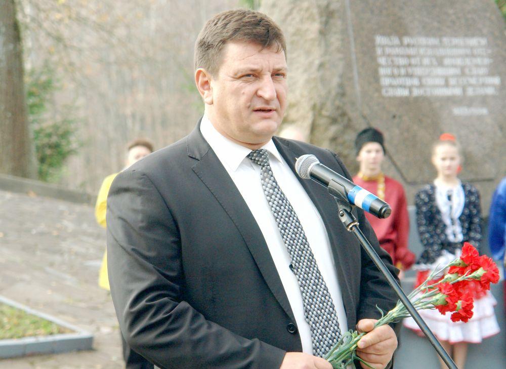 Игорь Васильевич Ляхов, председатель Смоленской областной Думы