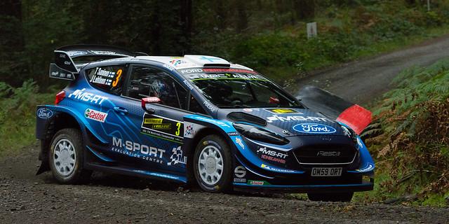 Ford Fiesta WRC - Suninen