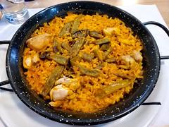 Paella Cordobesa