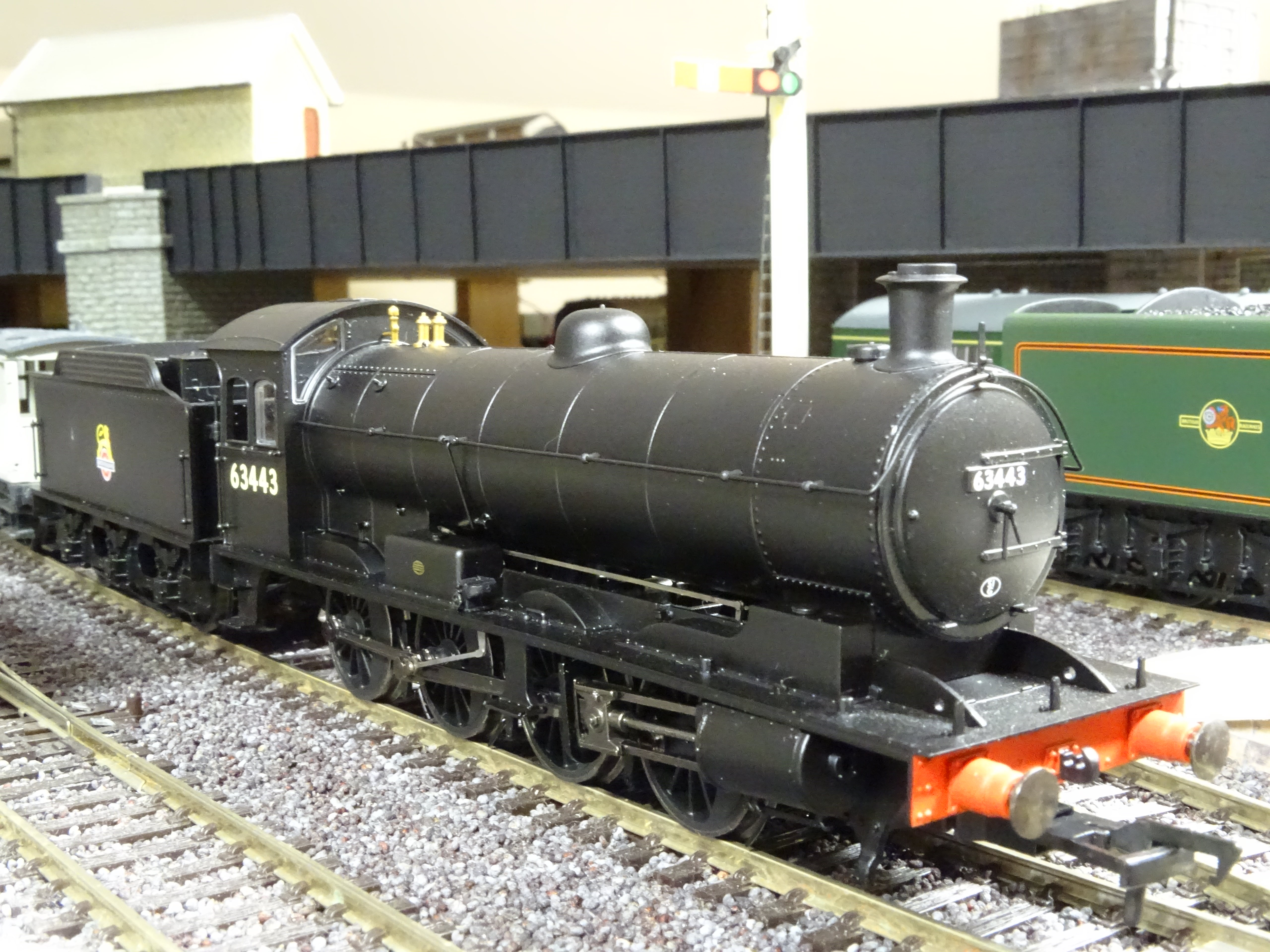 Hornby X6152 Castle Class Loco Motor /& Worm Gear