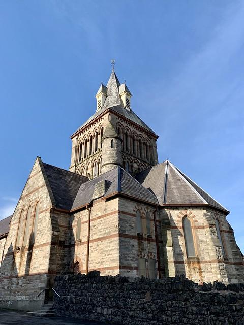 St. Mary's Church of Ireland, Crumlin Road, Belfast