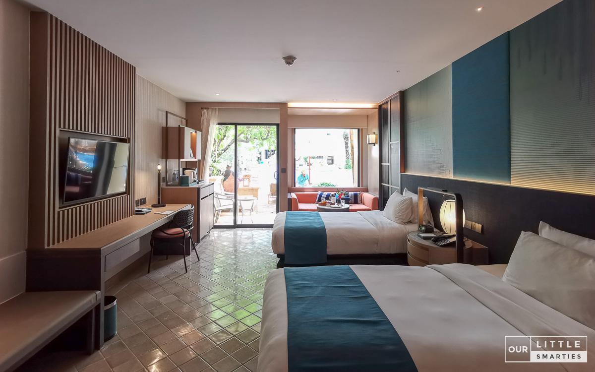 Holiday Inn Resort Phuket Busakorn Studio Room