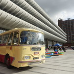 Preston Bus Station 50th birthday party