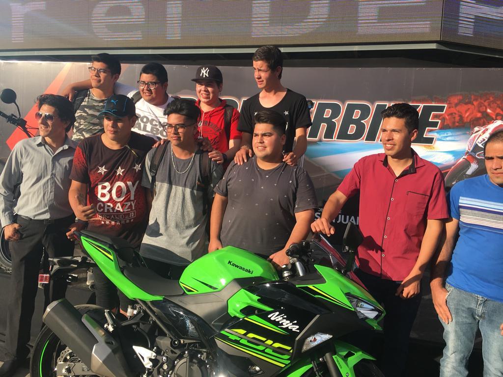 Escuelas de mecánica aprenderán con motos de última generación gracias al aporte del Superbike