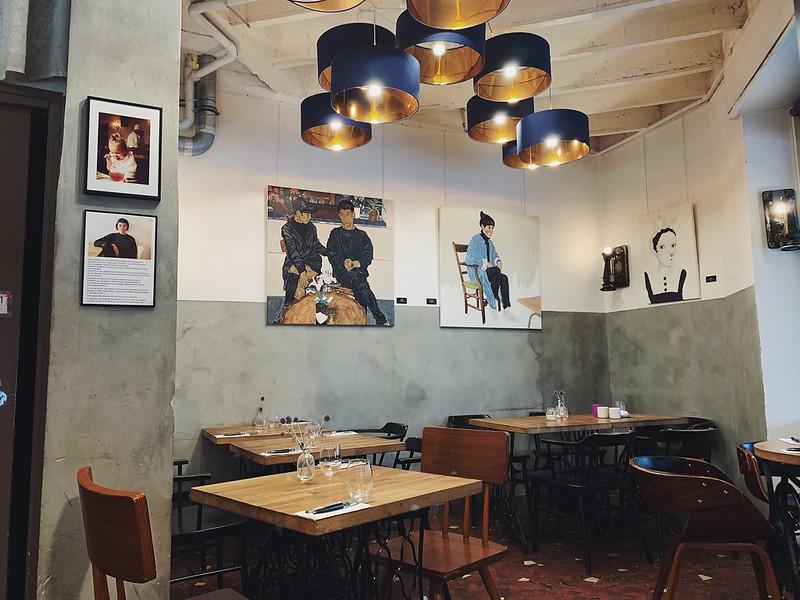 Le Kitchen Café Lyon kahvila