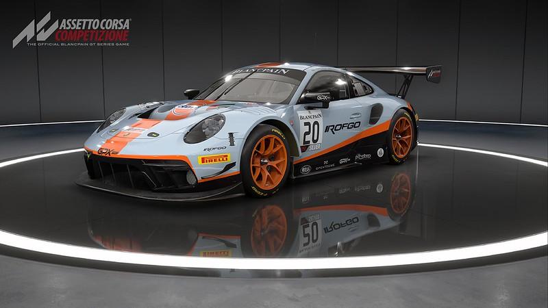 ACC Porsche 991 GT3-R