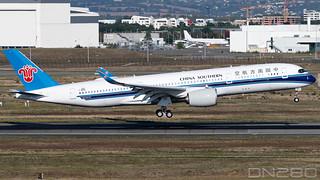 China Southern A350-941 msn 339