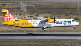 Aurigny ATR 72-600 msn 1580