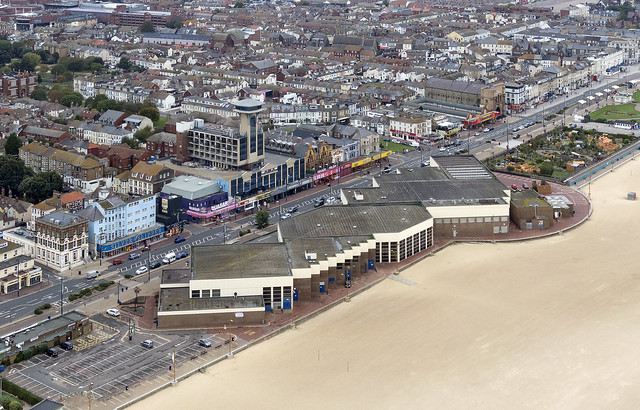 Great Yarmouth Marina Leisure Centre - Great Yarmouth aerial image