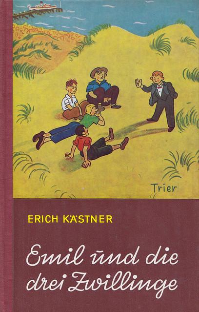Erich Kästner / Emil und die drei Zwillinge