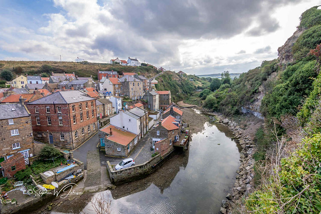 SJ2_1663 - The 'other' view of Staithes