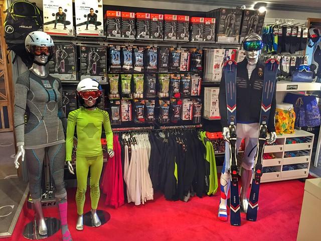 Ski Boutique Le Chabichou
