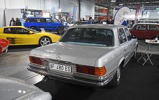 Mercedes Benz 280 se // AF-480-ES