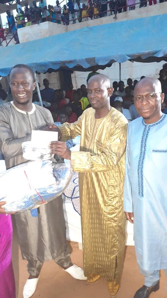 Abdoulaye Sy et Amadou Abdoulaye Diop, des hommes du Ministre de la justice investissent le terrain politique à Matam (4)