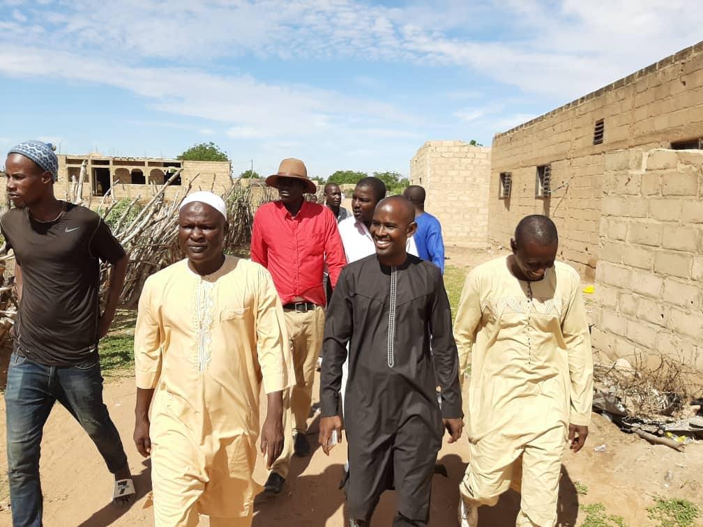 Abdoulaye Sy et Amadou Abdoulaye Diop, des hommes du Ministre de la justice investissent le terrain politique à Matam (1)