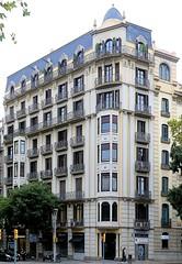 Barcelona - Roger de Llúria 137 a