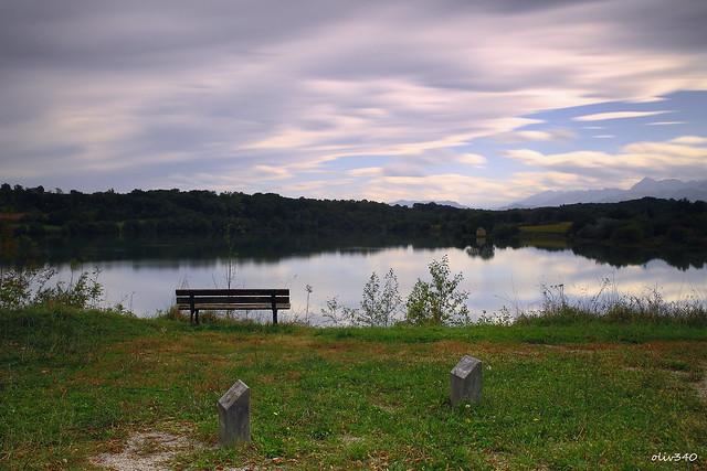 lac du gabas (hautes pyrenees)