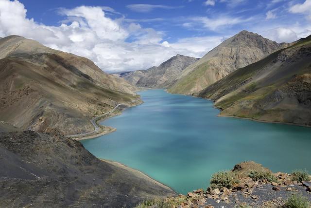 Lake Simi La Tso, Tibet 2019