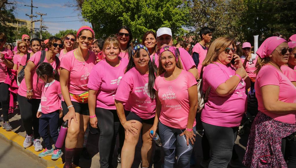 2019-10-19 PRENSA: Maratón  por el Cáncer de Mama