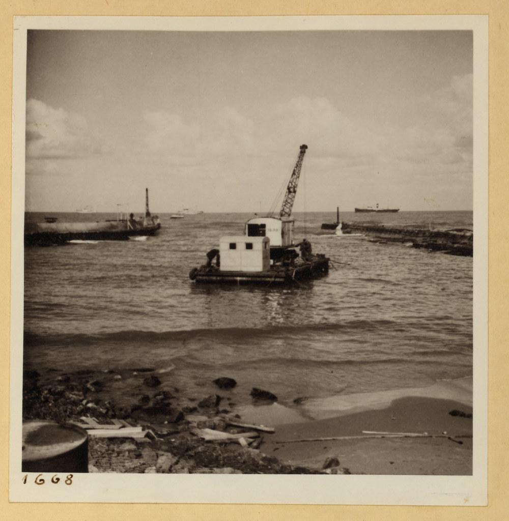 9 марта. Тель-Авив и окрестности. Портовый бассейн