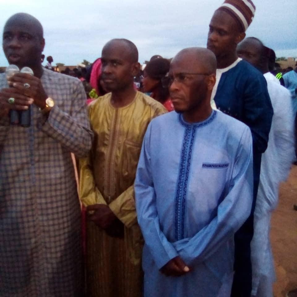 Abdoulaye Sy et Amadou Abdoulaye Diop, des hommes du Ministre de la justice investissent le terrain politique à Matam (5)