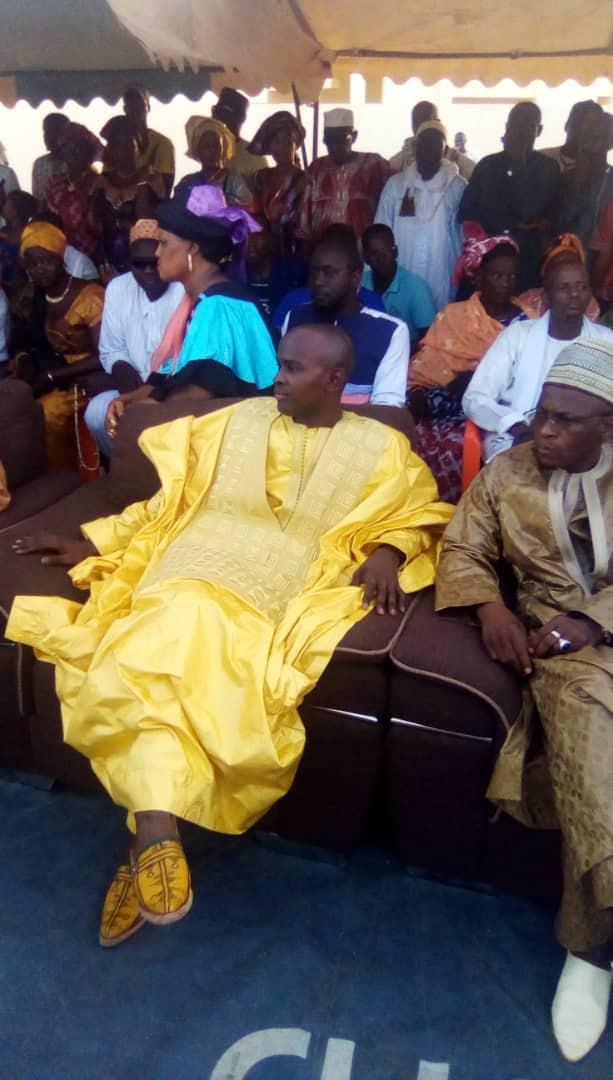 Abdoulaye Sy et Amadou Abdoulaye Diop, des hommes du Ministre de la justice investissent le terrain politique à Matam (2)
